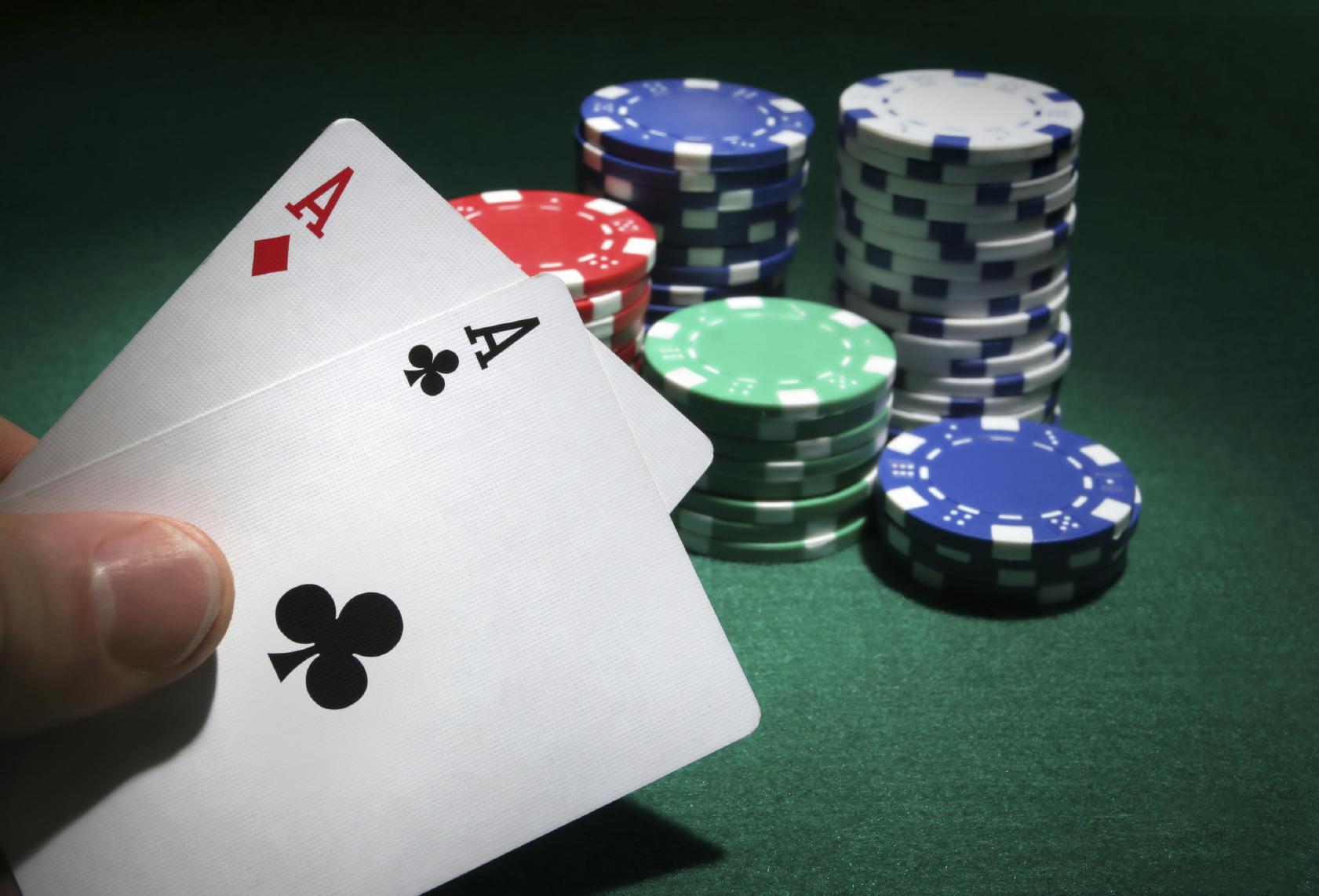 Gambling platform