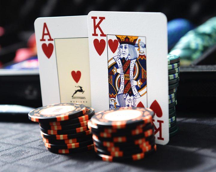 Playing Online Poker