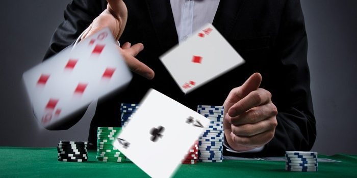 Play the gambling game safely