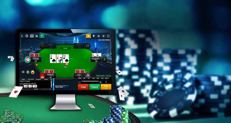 What is meant by slot games and poker games?