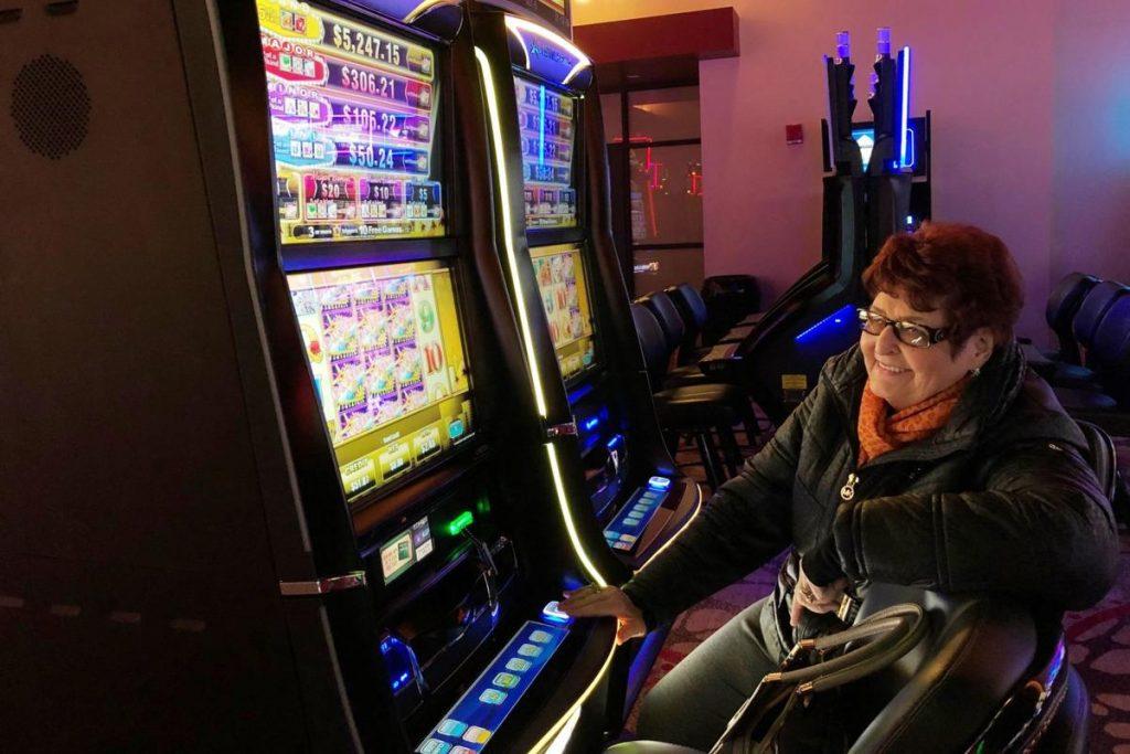 slot machines gambling rules