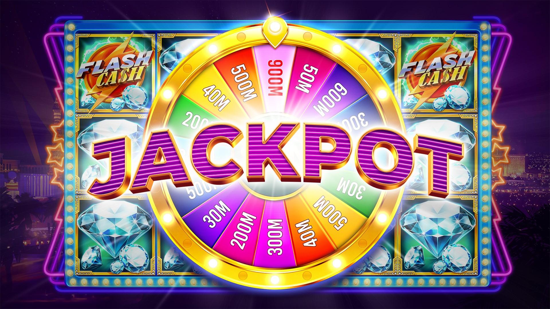 slot machine jackpot