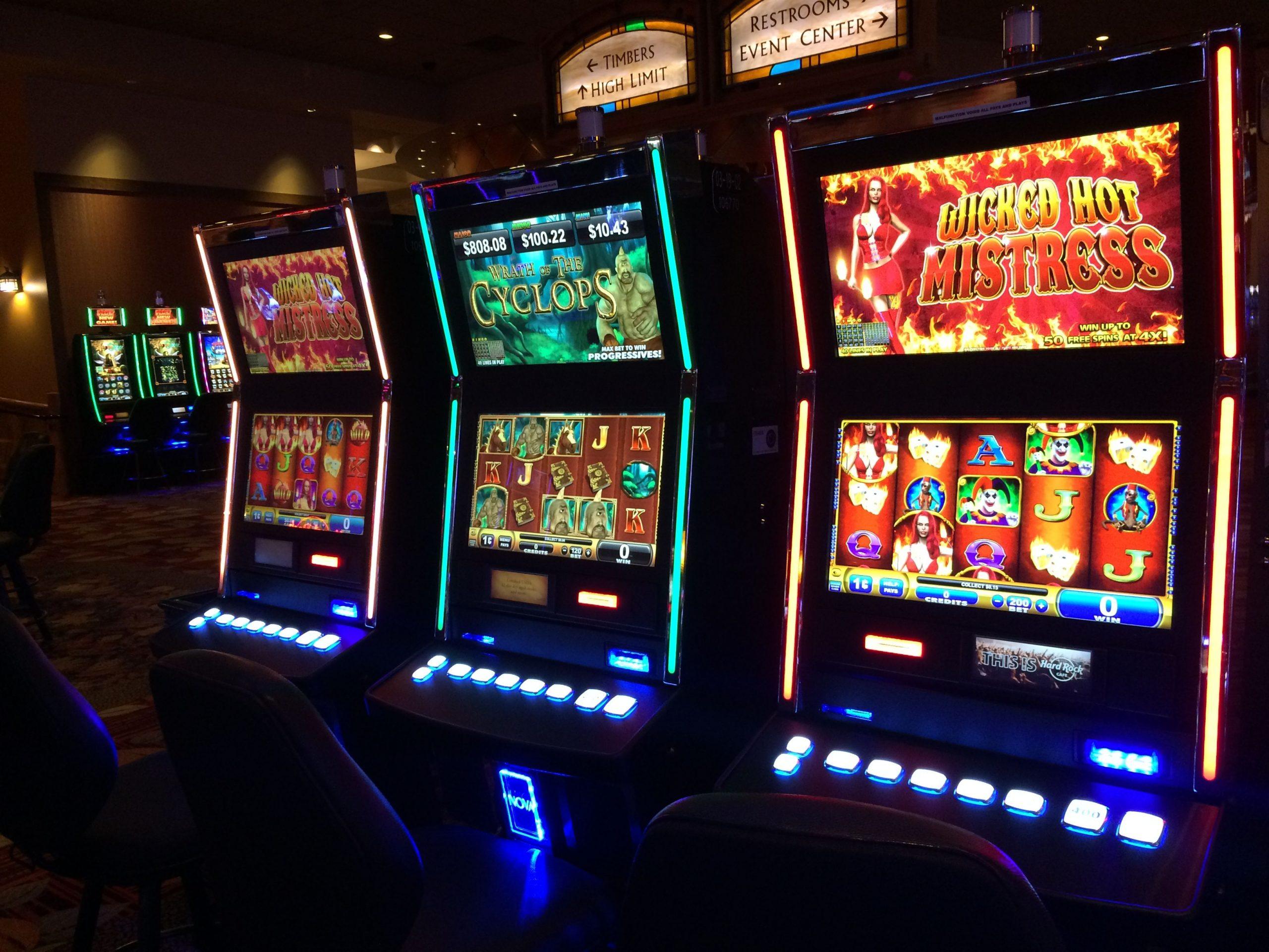 casino games house of fun
